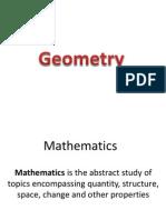 Geometry Maths