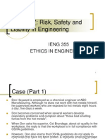 Chapter 7 Safety Risk and Liability