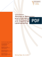 Schwarz 2013_Policies of Belonging_KLA WP 2