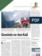 20050608 Kleine Zeitung - Gemeinde vor dem Kadi