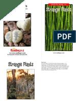 strange plants book