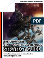 The Unofficial Star Wars the Old Republic Strategy Guide