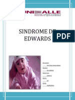 Sindrome de Edwards