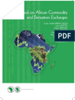 Guidebook on African Commodity and Derivatives Exchanges