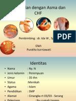 Kehamilan Dengan Asma Dan CHF