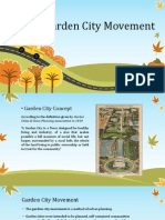 20. Garden City Movement
