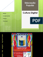 Cultura Digital e Interdisciplinariedade 25