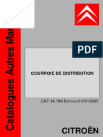 22013 Courroie Distribution