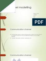 Channel Modelling