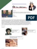 DearOrris Nov 2004 Election Issue