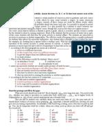 Bài Tập Tiếng Anh 12 (Reading)