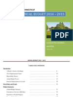 Newtown CT 2014-15 Budget