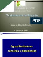 08 - Esgotos Caracterizacao