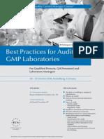 ECA BestPractices Auditing Labs 2011