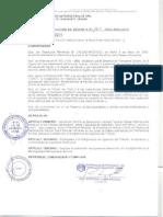 Resolucion , RG N°165-2011-MML-GTU