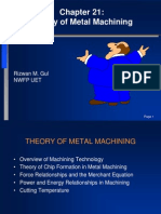 Chapter 21-Theory of Metal Machining.ppt