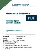 Proyecto formas y figuras