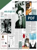 El Ciudadano Kane 200698 Pag 8 9 Revista