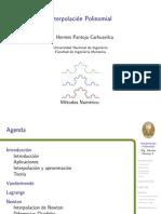 Interpolacion 2012 II Uni Print