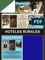 hoteles rurales
