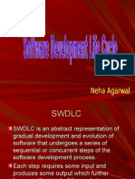 SWDLC is an Abstract Representation of Gradual Development and Evolution
