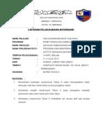 Laporan Aktiviti Senaman Dan Riadah