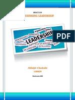 Rethinking Leadership Michael Dell