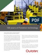 OTE 100 Years of Flotation Technology Eng Web
