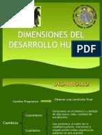 Dimensiones Del Desarrollo0