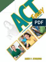 ACT Essay Workbook