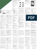 Manual de Utilizare Lg t375 1
