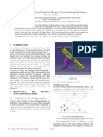 95476293 Simulative Calculation and Optimal Design of Scissor Lift Mechanism (1)