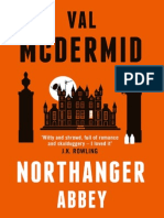 Northanger Abbey, by Val McDermid - extract