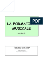 Programme 2 e Me Cycle