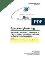 ECSS-E-HB-32-20_Part-2A - Structural Materials Handbook - Design Calculation Methods