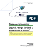 ECSS-E-HB-32-20_PART-3A - Structural Materials Handbook - Load Transfer and Design of Joints