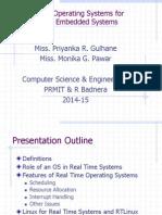presentation on RTOS.ppt