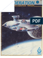 Star Trek Federation Ship Manual
