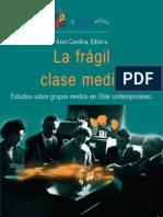 Azún Candina, La Frágil Clase Media