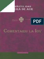 Sf Ioan Gura de Aur_Comentariu La Iov1