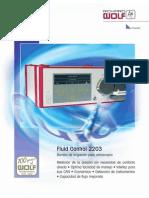 B 752 Fluid Control 2203 E VII06