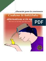 87017671 Cuaderno de Habilidades Alternativas a La Agresion