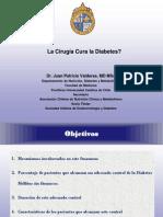 La Cirugía Cura La Diabetes