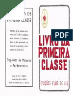 Livro Primeira Classe