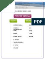 Tipos de Shell
