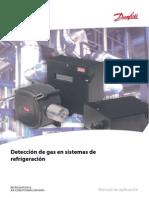 Detección de Gas en Sistemas de Refrigeración