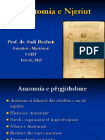 L I. - Anatomia e Njeriut - UP