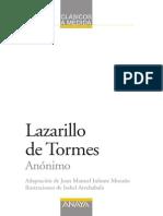 Lazarillo de Tormes Adaptado