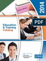 LOMA EducationCatalog