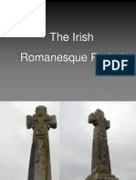 irish romanesque period